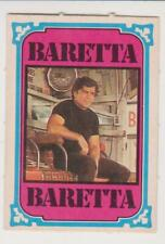 Monty Gum trading card 1978 TV Series: Baretta #3