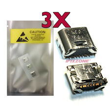 3 X New Micro USB Charging Sync Port For SAMSUNG GALAXY MEGA 2 SM-G750F USA