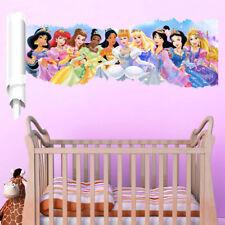 Wandtattoo Prinzessin Kinderzimmer Wandaufkleber Deko Kinder Mädchen Neu Baby 7
