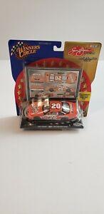 Winners Circle Art Print Series Tony Stewart #20 NASCAR 1:43 Sam Bass Car NEW