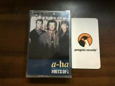 A-HA - THE HITS OF A-HA HEADLINES & DEADLINES CASSETTE TAPE KOREA EDITION SEALED