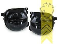 LED Nebelscheinwerfer für BMW F10 Limousine F11 Touring LCI für M-Paket schwarz