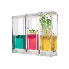 Greenhouse 3ER Test Plantarium Eco System with Gel Seeds Plantation Gift