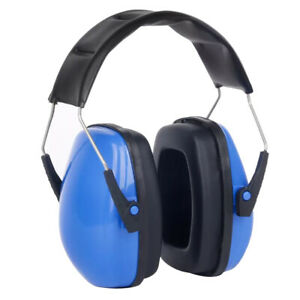 Ear Muffs Hearing Protection Soft Noise Reduction Kids Baby Studying Soundproof
