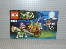 LEGO® Monster Fighters Bauanleitung 9462 The Mummy ungelocht instruction B1945