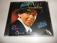 CD  Frank Sinatra  – The Very Best Of Frank Sinatra - Love...
