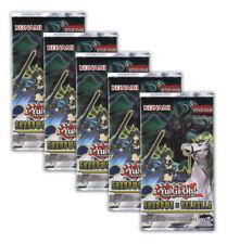 Yu-Gi-Oh! Shadows in Valhalla - 5 Booster Deutsche Ausgabe 1. Auflage