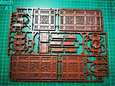 Warhammer 40k Sector Mechanicus / Terrain / Floor / Walkway / Platforms