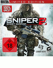 SNIPER Ghost Warrior 2 Limited Edition Steam GAME Key NUOVO Global [SPEDIZIONE LAMPO]