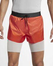 Men's Nike Tech Pack 2 in 1 Running Shorts.     Size Large    AQ6442-891