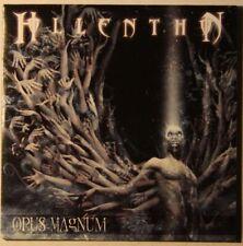 Hollenthon Opus Magnum Rare Cardcover CD Death Metal Doom