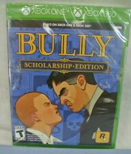 BULLY : Scholarship Edition (Microsoft Xbox 360, 2017) VIDEO GAME * SEALED * NIB