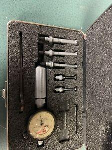 Starrett Small Hole Bore Gage Model 82AZZ