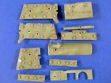 Verlinden 1/35 Point Blank Battle Damaged KV-1 S Ekranami Parts (Trumpeter) 2770