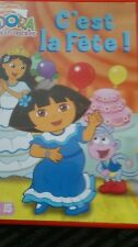 Dora the explorer c'est la fete dvd