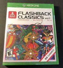 Atari Flashback Classics [ Vol 1 ] (XBOX ONE) NEW