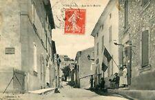 Carte VITROLLES Rue de la Mairie Drapeau Plaque Campagne à louer