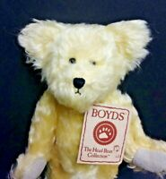 Original Mohair Bear Boyds Collection Limited Edition Dazie NOS 590061