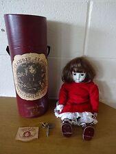 Vintage Sankyo Musical Porcelain Doll Collection de Poupees Claudie et Claude