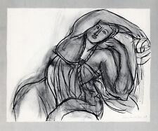 "Amazing Henri MATISSE 1930s Vintage Photogravure ""Seated Nude Beauty"" Framed COA"