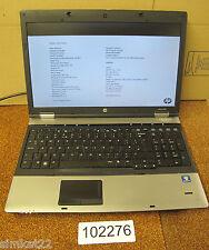 """HP ProBook 6545b 15.6"""" HD Laptop,AMD Turion II 2.40GHz,3Gb Ram, 320Gb HDD"""
