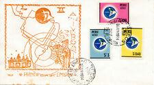 Perú 1974, Alliance for Progress, first Day Postmark