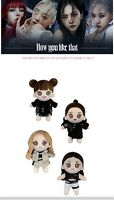 BLACKPINK PLUSH DOLL [H.Y.L.T] KRUNK COSTUME 1P CARD-YG OFFICIAL-SELECT MEMBER