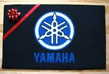 Yamaha Snowmobile Vintage Retro logo door mat SRX, SXR, EXCITER, Motorcycle