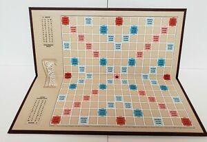 Scrabble GAME BOARD Hasbro 1999
