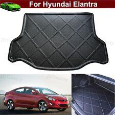 Car Boot Mat Cargo Mat Trunk Liner Tray Floor Mat For Hyundai Elantra 2012-2017