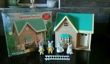 Sylvanian Families Boxed Ivy Cottage Plus Figures