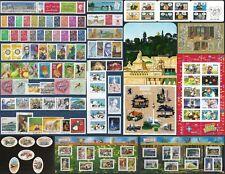 FRANCE- Année 2005 Complète 132 Timbres NEUFS** du N° 3731 au 3860 LUXE MNH