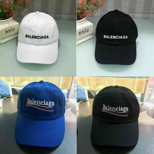 Vintage Baseball Embroidery Balenciaga² Cap Polo Style Adjustable Sport Hat