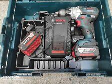 BOSCH GSB 18V-85C 2X4ah+charger