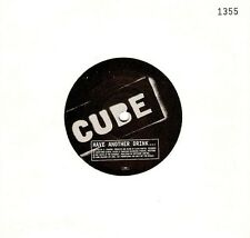 CUBE Have Another Drink Vinyl Record 7 Inch Polydor D1Y 1998 Promo