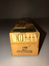 Aeolian Player Piano Roll 1405 Smiles J. Lawrence Cook