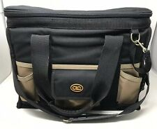 Tradesmans Soft SideTool Bag/CLC Custom Leather Craft/With Tray/16x12x10/pockets