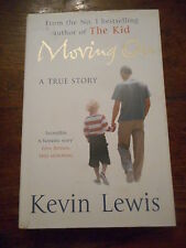 Moving On A True Story Kevin Lewis Hardback Book £16.99