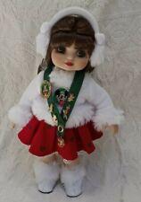 Marie Osmond Adora Belle Disney Holiday Pin Trader Doll