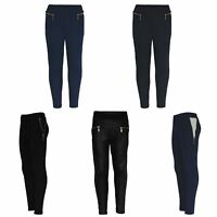 Girls Textured Bottoms Leggings Children Teen Basic Stretchy Full Length 3-14 Y