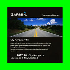 GARMIN CITY NAVIGATOR AUSTRALIA & NEW ZEALAND NT 2017.20 GPS
