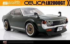 1/12 Coche Rc Chasis Abc Hobby Toyota Celica 907kg Liftback Chasis