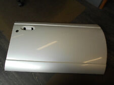 96-99 SL SW Saturn S Series Right Front Passenger Door Panel Pearl White