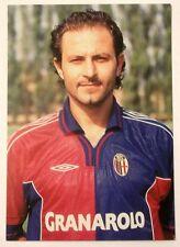 Cartolina Bologna Calcio 2000-01 Renato Olive