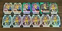 2017-18  Panini Prizm Julius Randle Prizm Lot (12) Los Angeles Lakers