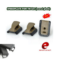 Tactical Magazine Speed plate MG Speed plate Airsoft Hunting Accessory 3 Pcs/Set