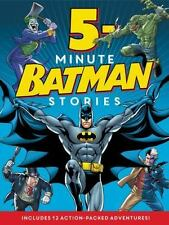 Batman Classic: 5-Minute Batman Stories