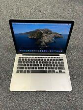 "Apple MacBook Pro 13"" Retina (2013) 3.0GHz i7 8GB 256GB SSD - Missing Button"
