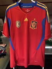 Camiseta Futbol España 2012