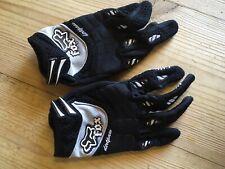 Fox Racing Dirtpaw Womens Gloves Size Medium Black Mountain Biking Motocross
